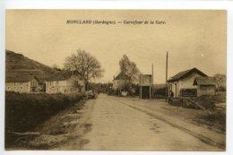 Monclard (Saint Georges De Montclard) Carrefour De La Gare - France