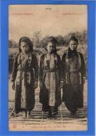 LAOS - Jeunes Filles Pou Thaïs Des Hua Pahn - Laos