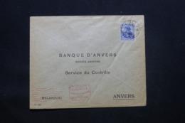 ALLEMAGNE - Enveloppe De Coln Pour Anvers En 1918 Avec Cachet De Contrôle - L 43101 - Allemagne