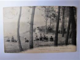 FRANCE - GIRONDE - ARCACHON - Sanatorium Du Moulleau - Annexe Sur Le Bassin - Arcachon