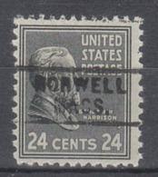 USA Precancel Vorausentwertung Preo, Locals Massachusetts, Norwell 729 - Vereinigte Staaten