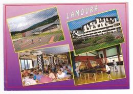 39 Lamoura Village Vacances Septmoncel La Combe Du Lac En 1994 Ping Pong Extérieur Et Intérieur Mini Golf Miniature - Septmoncel