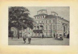 BINGEN : Starkenburger Hof - Bingen