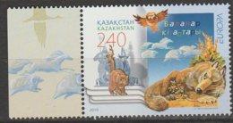 Kazakhstan Europa 2010 N° 576 ** Livres Enfants - Europa-CEPT