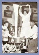 CP AUBRAC AVEYRON L'ALIGOT CHEZ GERMAINE & ADRIENNE GRAND HOTEL GROS - DIPLOME HONNEUR ARTS MÉNAGERS - Recettes (cuisine)