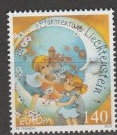 Liechtenstein Europa 2010 N° 1504 ** Livres Enfants - 2010