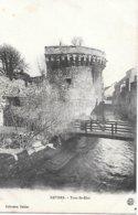 CPA - 58 - NEVERS - La Tour St Eloi - NIEVRE FRANCHE COMTE - Nevers