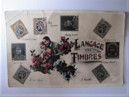 TIMBRES - Langage Des Timbres - Francobolli (rappresentazioni)