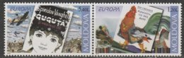 Moldavie Europa 2010 N° 615/ 616 ** Livres Enfants - Europa-CEPT