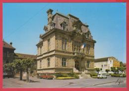 CONFLANS STE HONORINE - La MAIRIE -Superbe R10 Et Renault 4L *SUP 2 SCANS *** - Conflans Saint Honorine