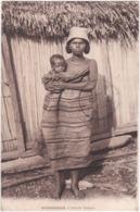 MADAGASCAR. Femme Tanala - Madagascar