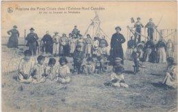 Missie Paters Oblaten - Athabraska (Noord-Canada) - Indiens De L'Amerique Du Nord