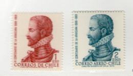 CHILI 1972 L'ARAUCANA   Yvert: 376  NEUF MNH** - Chili