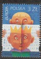 Pologne Europa 2010 N° 4206 ** Livres Enfants - Europa-CEPT