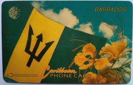 88CBDC B$20 Crop Over No Slash Small C/n - Barbades