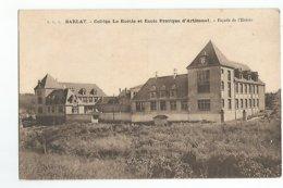 24 Sarlat College La Boetie Et Ecole Pratique D'Artisanat - Sarlat La Caneda