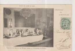 CPA-60-Oise- Château De COMPIEGNE- Salon Des Aides De Camp- Surtout En Biscuit De Sèvres Offert à L'Empereur De Russie- - Compiegne