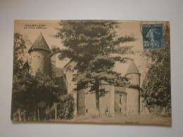 58 Champlémy, Vieux Chateau (A6p55) - Altri Comuni