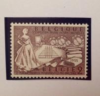 PDG. Cl1. P34.3. Fraîcheur Postale. Sans Charnière. COB. 968 - Bélgica