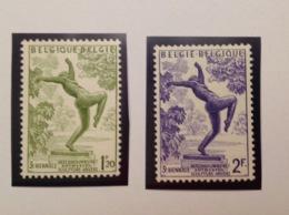 PDG. Cl1. P34.4. Fraîcheur Postale. Sans Charnière. COB. 969 >>> 970 - Bélgica