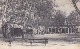 Cpa - Afri-algerie-tiaret-animée-place Carnot-edi Foissy. N°17 - Tiaret