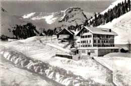 Stoos - Hotel Alpstubli (010163) * 29. 2. 1968 - SZ Schwyz