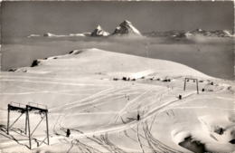 Stoos - Skilift Am Fronalpstock (4208) * 17. 2. 1960 - SZ Schwyz