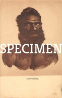 Australian Man Aboriginal - Océanie