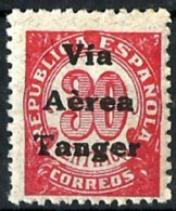 Tánger Nº 133 En Nuevo - Maroc Espagnol