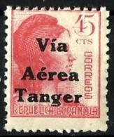 Tánger Nº 135 En Nuevo - Marruecos Español