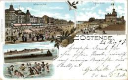 Ostende - Litho - Oostende