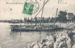 MONTREUX CLARENS - N° 56 - LA QUAI - VD Vaud