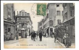 THONON LES BAINS: LA RUE DES ARTS - Thonon-les-Bains