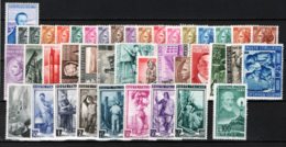 Italia Repubblica 1955 Annata Completa/Complete Year MNH/** VF - Annate Complete