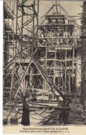 LUNEVILLE- CONSTRUCTION DE L'EGLISE JEANNE D'ARC - Luneville