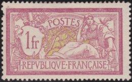 France     .   Yvert   .     121     .    *      .    Neuf Avec Charniere      .   /  .    Mint-hinged - Frankreich