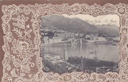 Cpa- Monaco-pas Sur Delc.-monte Carlo-la Rade , Montée Des Hotels-edi .... - Monte-Carlo