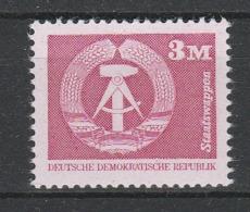 DDR  Xx  1981     MI  2633 -     Postfrisch     -    Vedi  Foto ! - Nuovi
