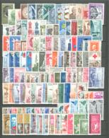 Italia Repubblica Collezione Completa 1957/80  MNH/** VF - Verzamelingen