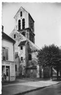 VERNEUIL SUR SEINE -  L'église - Verneuil Sur Seine