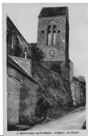 SAINT LEGER EN YVELINES - L'église - St. Leger En Yvelines