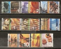 Hong Kong 200- Definitives Obl - 1997-... Speciale Bestuurlijke Regio Van China