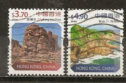 Hong Kong 2014 Vues Views Obl - 1997-... Región Administrativa Especial De China