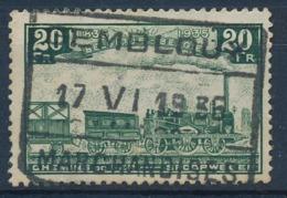 """TR 197 - """"GEMBLOUX - MARCHANDISES"""" - (ref. 29.221) - Ferrocarril"""