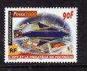 Polynésie N° 613 XX L'Office Des Postes Et Télécommunication Et La Philatélie En Polynésie, Sans Charnière TB - Polynésie Française