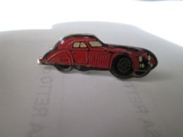 PIN'S   ALFA ROMEO  8 C  1937 - Pin's