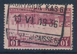 """TR 196 - """"KORTRIJK-KAS 6 - COURTRAI-CAISSE 6"""" - (ref. 29.223) - Spoorwegen"""