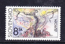 Europa Cept 1995 Slovakia 1v ** Mnh (44911A) ROCK BOTTOM PRICE - Europa-CEPT