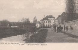 LIER BOULEVARD DE L,HOPITAL - Lier
