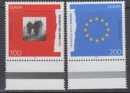 Europa Cept 1995 Germany 2v (+margin) ** Mnh (44911B) ROCK BOTTOM PRICE - Europa-CEPT
